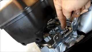 Repairing a Governor on a 6.5HP Briggs Intek Motor