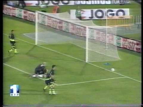 06J :: Sporting - 2 x Boavista - 0 de 1999/2000