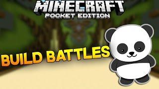 Build Battles MCPE // Hypixel PE