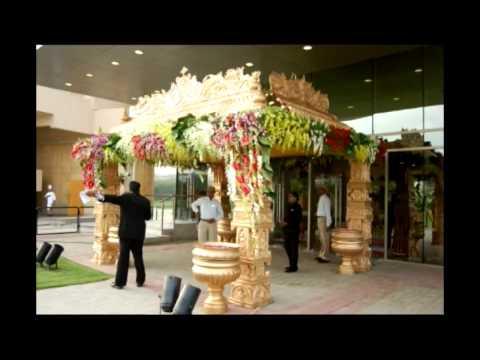 Flower Decoration In Hyderabad Youtube