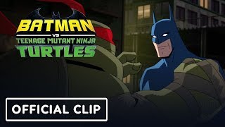 "Batman vs. Teenage Mutant Ninja Turtles - ""Batman vs Raphael"" Clip"