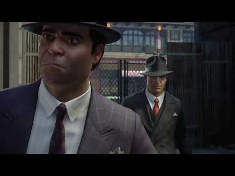Mafia: Definitive Edition - better get use to it |