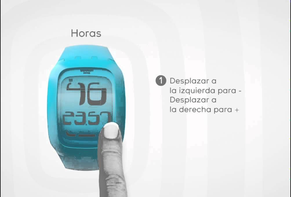 Swatch Swatch TouchFunción Swatch Horario TouchFunción Doble Huso Doble Huso Horario 6Yyb7gIvfm