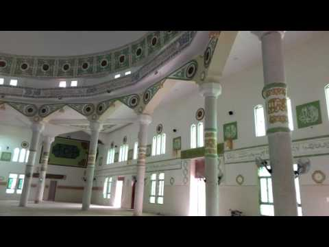 Inside new Maiduguri central mosque