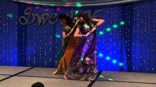"""O Re Piya"", ""Sajde"", and ""Khwab Dekhe"" - dance medley at Anika & Priyanka Sweet Sixteen"