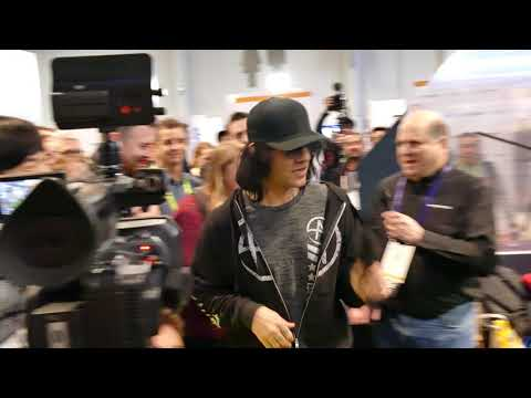 CES 2019 CRISS ANGEL AT HYPERVSN BUZZTV SEADON 8 EPISODE 1 SPECIAL