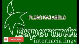 ESPERANTO MUSIC * FLORO KAJ ABELO