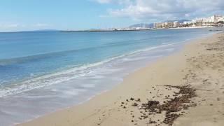 MALLORCA an der Playa de Palma im Februar 2017