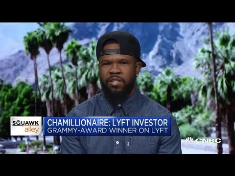 Chamillionaire: I'm bullish on Lyft and will be in it for a long time