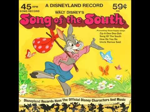 Song Of The South (1975 45 RPM Song Record)