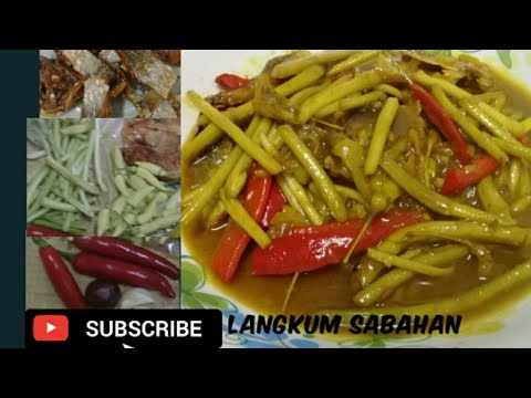 Masak Lemak Sunsulag Lada Putih Sabah Food