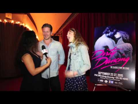 Interview to Dirty Dancing cast