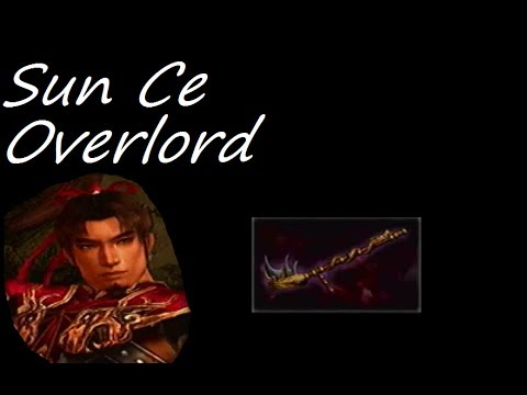 Let's Play Dynasty Warriors 4 #102 - Sun Ce Level 10 Weapon - Overlord
