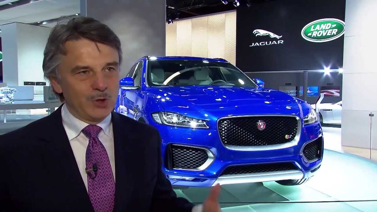 Interview With Dr Ralf Speth Ceo Jaguar Land Rover