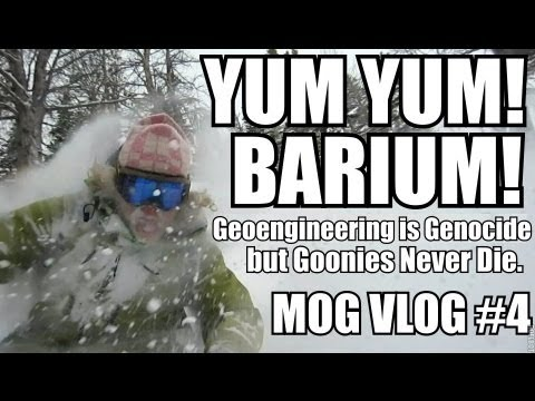 Geoengineering Is Genocide but Goonies Never Die: MOG VLOG #