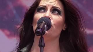 Nightwish - Ever Dream + Interview live at Download Festival (2016)...