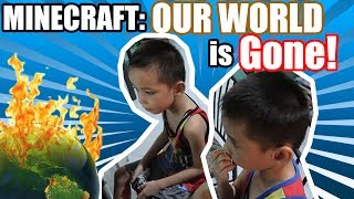 How To Fix Minecraft World Disappeared Video in MP4,HD MP4
