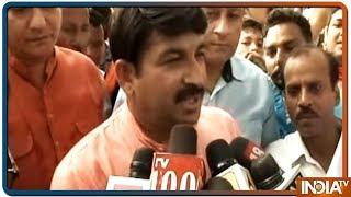 Manoj Tiwari Reacts To Salman Khurshid's Remark On PM Modi
