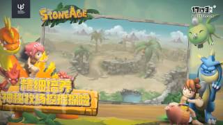 Mobile Version of StoneAge Online Trailer