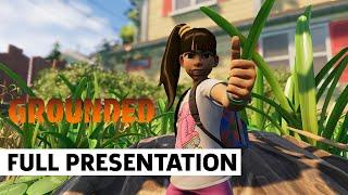 Grounded: The Shroom and Doom Update Developer Showcase | Xbox Games Showcase 2021