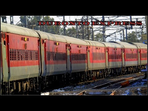 [Full HD] 12269 Chennai Nizamuddin LHB Duronto Full Journey Compilation