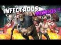 Mata 100 ZOMBIES ESPECIALES para PODER VIVIR !! | LEFT 4 DEAD 2 - C/ Mishifu