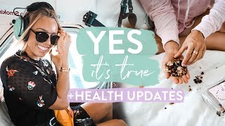 YOU ALWAYS ASK ME... So I Did It! My Exciting News + Health Updates