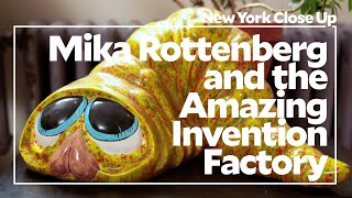 """Mika Rottenberg and the Amazing Invention Factory 
