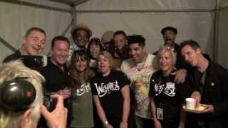 UB40 - Backstage Exclusive - WeyFest 2013