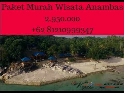 anambas islands wikitravel, Contact 081210999347