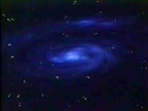 A Super Nova Star Explosion 5 Billion years ago