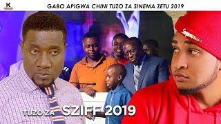 GABO APIGWA CHINI TUZO ZA SINEMA ZETU 2019