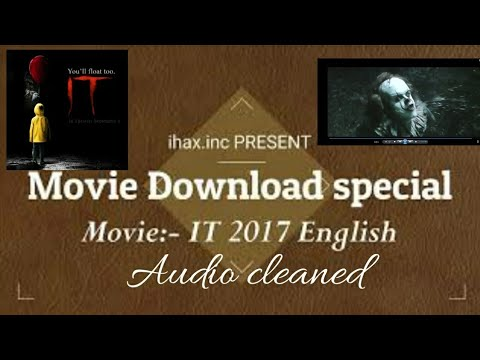 How to download IT movie 2017 in English for free?