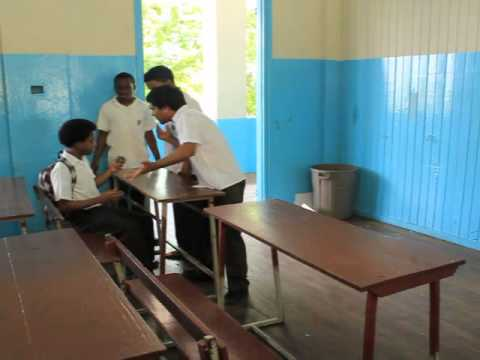 Presentation College San Fernando - The Week
