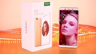 Oppo F5 UNBOXING & First Look!!!! [Urdu/Hindi]