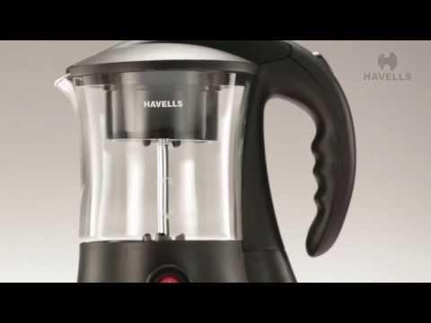 Coffee Maker Demonstrations : Making tea procedure Doovi