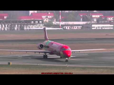 Best of MADDOG MD-82 MD-83 MD-87 MD-95 Boeing 717