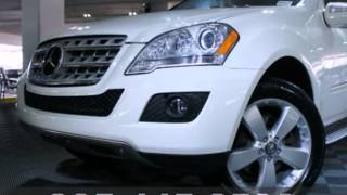 2010 Mercedes-Benz M-Class #N912 in Miami FL Coral Gables, - SOLD