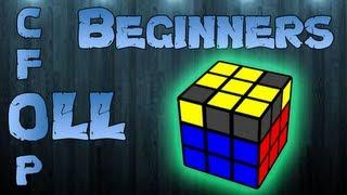 CFOP: OLL for Beginners + 2-Look Tutorial