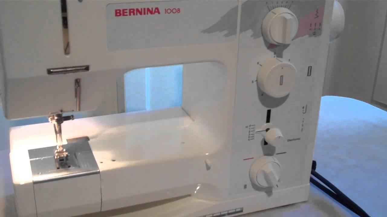Sewing Machine Parts Intro
