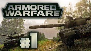 Thumbnail für Armored Warfare