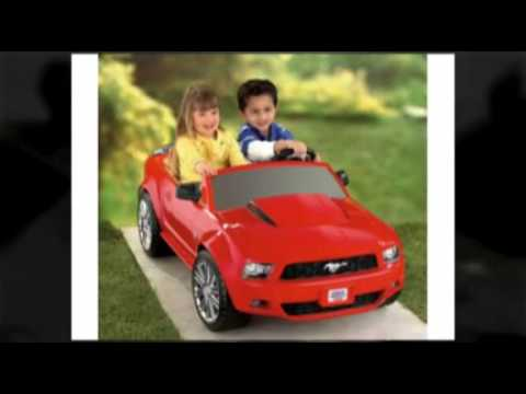 kids battery powered ride on cars