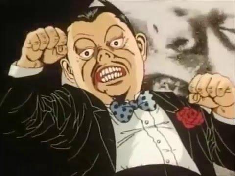 Midget Freak-Out Scene from Midori