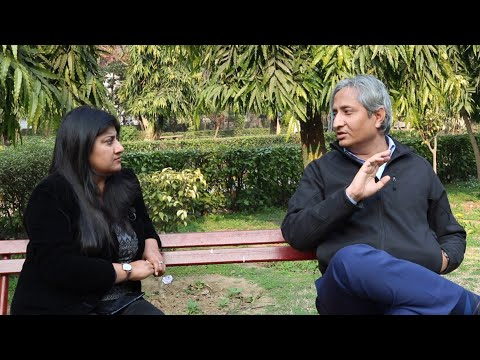 Exclusive: Ravish kumar Uncut Interview With Vineeta Yadav