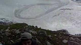 ansoo jheel ansoo lake naran valley pakistan
