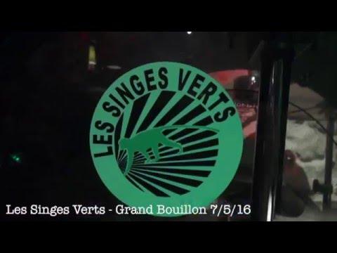 Jacky par les Singes Verts au Grand Bouillon