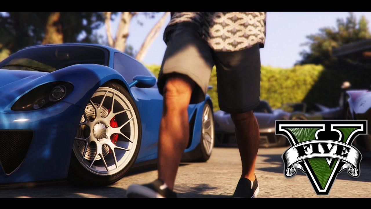 GTA 5 ONLINE: LEGENDARY MOTORSPORT CAR MEET