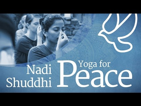 5-Minute Yoga Practice for Peace