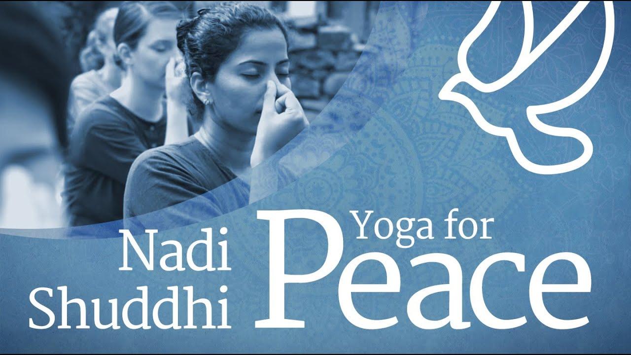 Yoga for Peace - Nadi Shuddhi