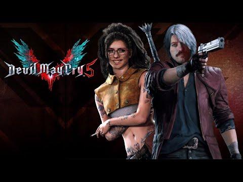 ŞEYTAN DA AĞLAR ASLANIM !! | Devil May Cry 5 Türkçe 1. Bölüm thumbnail